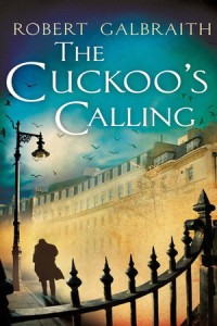Galbraith - The Cuckoo's Calling