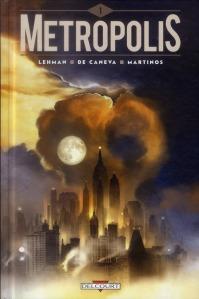 Lehman, de Caneva & Martinos - Métropolis t.1