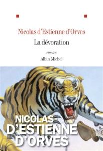 Estienne d'Orves - La Dévoration