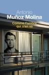 Munoz Molina - Comme l'ombre qui s'en va