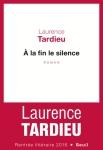 Tardieu - A la fin le silence