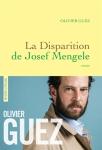 Guez - La Disparition de Josef Mengele