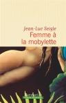 Seigle - Femme à la mobylette