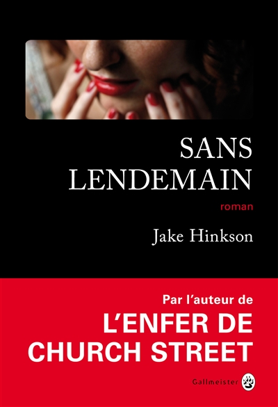 Hinkson - Sans lendemain