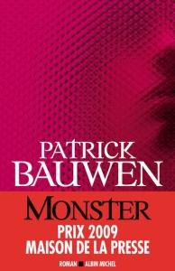 Bauwen - Monster - Albin Michel