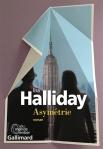 Halliday - Asymétrie