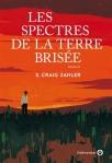 Zahler - Les spectres de la terre brisée