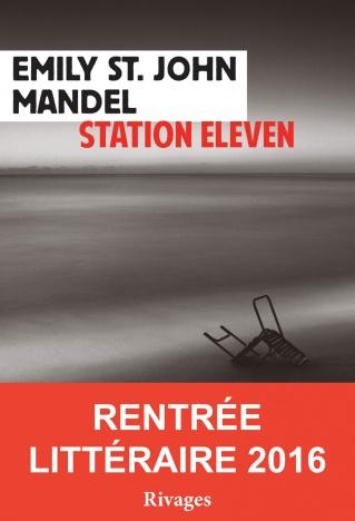 St John Mandel - Station Eleven GF