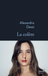 Alexandra Dezzi - La colère