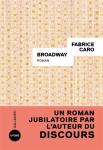 Fabrice Caro - Broadway