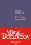 Miguel Bonnefoy - Héritage
