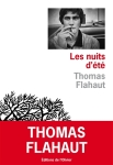 Thomas Flahaut - Les nuits d'été